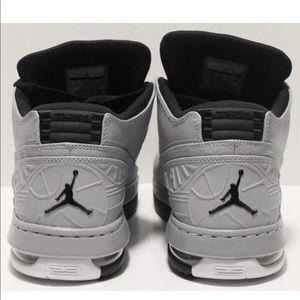 6fc0b6a5844c Nike Shoes - Jordan Ol  School Low Wolf Grey Black Basketball